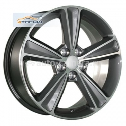 Диск Replay 7x17 5x105 ET42 D56,6 GN24 GMF (Chevrolet)