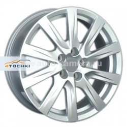 Диск Replay 7x17 5x108 ET50 D63,3 FD60 Sil (Ford)
