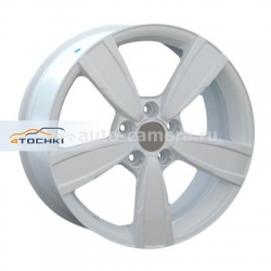 Диск Replay 7x17 5x112 ET37 D66,6 A53 White (Audi)