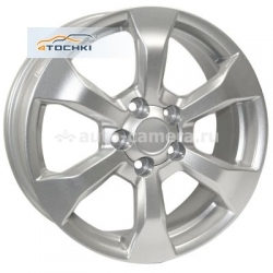 Диск Replay 7x17 5x114,3 ET39 D60,1 TY70 Sil (Toyota)
