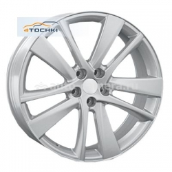 Диск Replay 7x17 5x114,3 ET39 D60,1 TY80 Sil (Toyota)