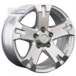 Диск Replay 7x17 5x114,3 ET45 D60,1 TY21 Sil (Toyota)