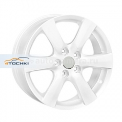 Диск Replay 7x17 5x114,3 ET45 D60,1 TY24 White (Toyota)