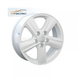 Диск Replay 7x17 5x114,3 ET45 D60,1 TY39 White (Toyota)