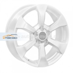 Диск Replay 7x17 5x114,3 ET45 D60,1 TY70 White (Toyota)
