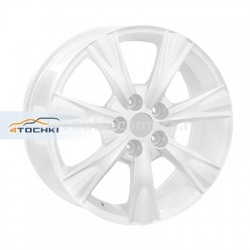 Диск Replay 7x17 5x114,3 ET45 D60,1 TY82 White (Toyota)