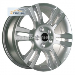 Диск Replay 7x17 5x114,3 ET45 D66,1 NS68 Sil (Nissan)