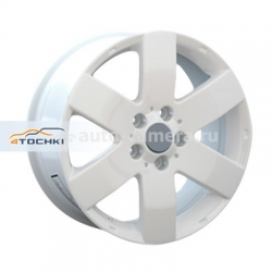 Диск Replay 7x17 5x115 ET45 D70,1 GN20 White (Chevrolet)