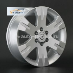 Диск Replay 7x17 6x114,3 ET30 D66,1 NS19 Sil (Nissan)