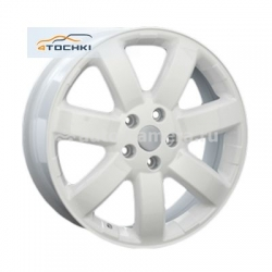 Диск Replay 7x18 5x114,3 ET50 D64,1 H14 White (Honda)