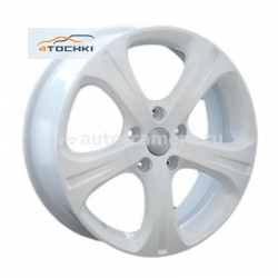 Диск Replay 7x18 5x114,3 ET50 D64,1 H15 White (Honda)