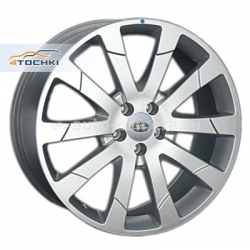 Диск Replay 8,5x19 5x108 ET55 D63,3 LR33 Sil (Land Rover)