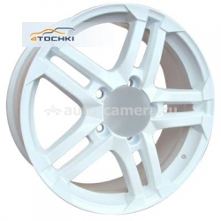 Диск Replay 8,5x20 5x150 ET60 D110,1 TY54 White