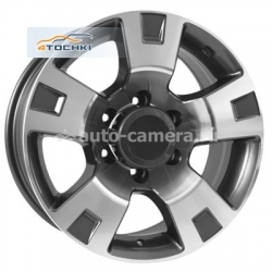 Диск Replay 8x16 6x139,7 ET10 D110 NS5 GMF (Nissan)