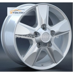 Диск Replay 8x17 5x150 ET60 D110 TY60 Sil (Toyota)