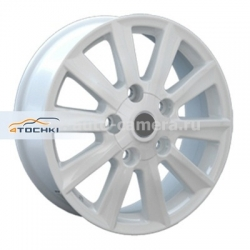 Диск Replay 8x17 5x150 ET60 D110,1 TY43 White (Toyota)