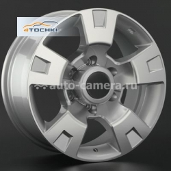 Диск Replay 8x17 6x139,7 ET10 D110,5 NS5 SF (Nissan)