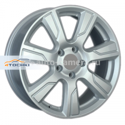 Диск Replay 8x18 5x108 ET45 D63,3 LR38 Sil (Land Rover)