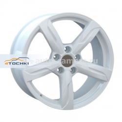 Диск Replay 8x18 5x112 ET39 D66,6 A38R White (Audi)