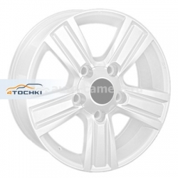 Диск Replay 8x18 5x150 ET60 D110,1 TY117 White