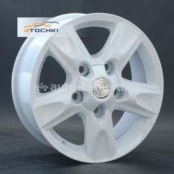 Диск Replay 8x18 5x150 ET60 D110,1 TY60 White (Toyota)