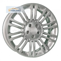 Диск Replay 8x19 5x108 ET45 D63,3 LR34 Sil (Land Rover)