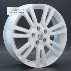 Диск Replay 8x19 5x120 ET58 D72,6 LR21 White (Land Rover)