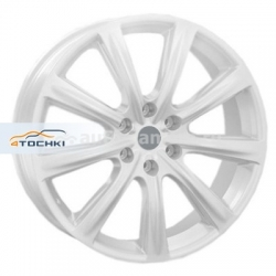 Диск Replay 8x20 6x139,7 ET35 D77,8 GN66 White (Chevrolet)