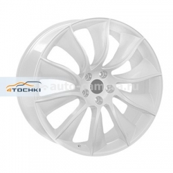 Диск Replay 9,5x21 5x114,3 ET50 D66,1 INF15 White (Infiniti)