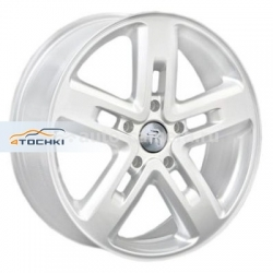Диск Replay 9x19 5x130 ET60 D71,6 VV21 White (VW)