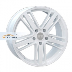 Диск Replay 9x20 5x130 ET57 D71,6 VV127 White (VW)
