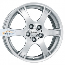 Диск Rial 5,5x14 4x100 ET35 D63,3 Campo Polar Silver