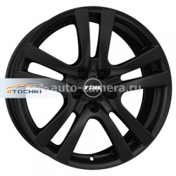 Диск Rial 7x16 5x108 ET46 D70,1 Como Racing Black