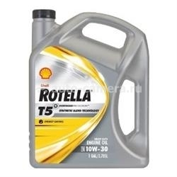Масло Shell 10W-30 Rotella T5 021400561212, 3.785л