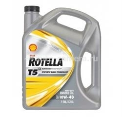 Масло Shell 10W-40 Rotella T5 021400561267, 3.785л