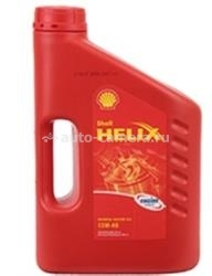 Масло Shell 15W-40 Helix, 4л