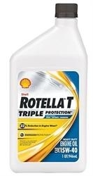 Масло Shell 15W-40 Rotella T Triple Protection 021400560253, 0.946л