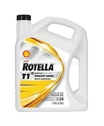 Масло Shell 30 Rotella T1 30 021400560314, 3.785л