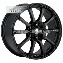 Диск Sparco 8x17 5x108 ET40 D73,1 Drift Matt Black