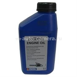 Масло Statoil 2 Stroke Engine Oil 1000091, 1л