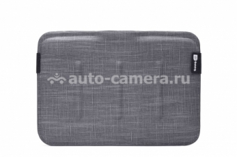 "Сумка для MacBook Air 11"" Booq Viper sleeve, цвет черный (VSL11-GRY)"