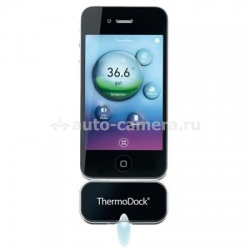 Термометр для iPhone, iPad и iPod touch Medisana ThermoDock