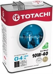 Масло Totachi 10W-40 Eco Diesel 4562374690523, 4л