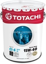 Масло Totachi 15W-40 Heavy Duty 4562374690325, 20л