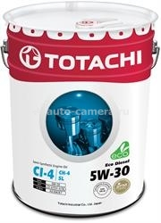 Масло Totachi 5W-30 Eco Diesel 4562374690493, 20л
