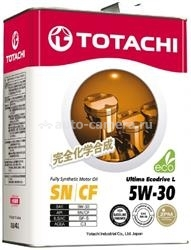 Масло Totachi 5W-30 Ultima EcoDrive L 4562374690929, 4л