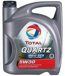 Масло Total 5W-30 QUARTZ INEO ECS 151261, 5л
