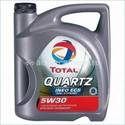 Масло Total 5W-30 QUARTZ INEO ECS 151510, 4л