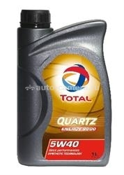 Масло Total 5W-40 QUARTZ 9000 ENERGY 166245, 1л