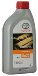 Масло Toyota 0W-20 Engine oil  Formula XS 08880-82652, 1л